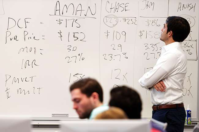 A decade since its start, the Student Managed Investment Fund now runs a $1.6 million fund while preparing students for careers in financial markets.