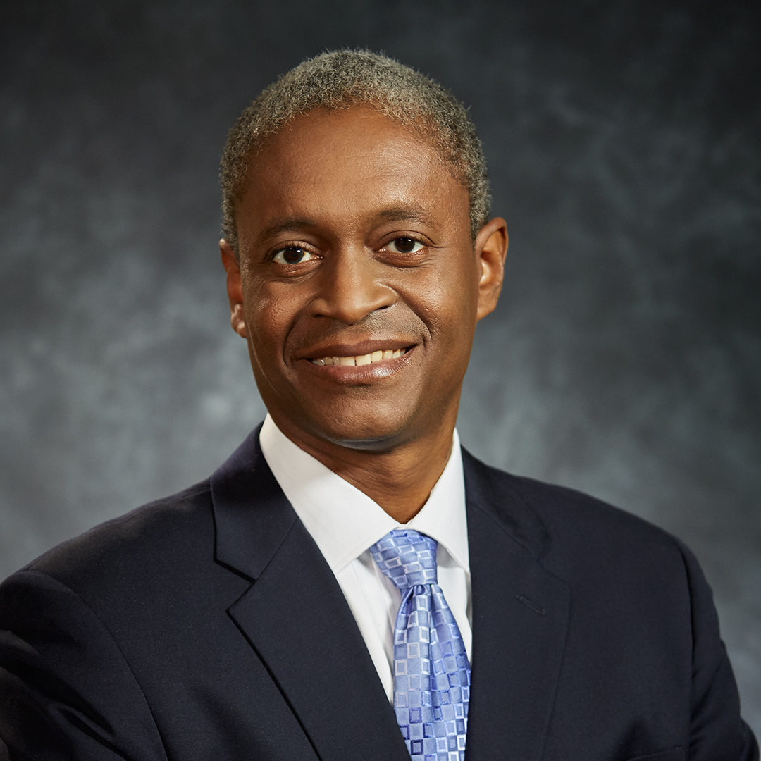 Raphael Bostic, president and CEO of the Federal Reserve Bank of Atlanta