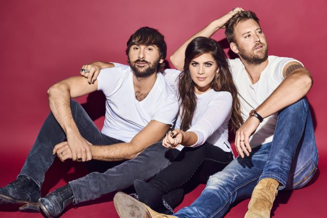 Lady Antebellum members to deliver UGA Commencement address