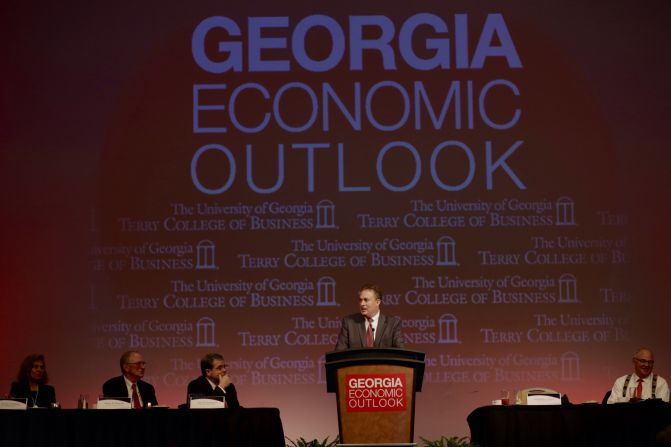 Terry experts predict a better Georgia economy in 2016, but slower job growth